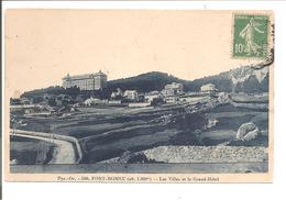 66 Pont-Romeu. Les Villas Et Le Grand Hotel - Andere Gemeenten