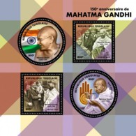 Togo 2019  Mahatma Gandhi   S201903 - Togo (1960-...)