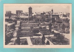 Small Postcard Of Rabat, Rabat-Sale, Morocco,S69. - Rabat