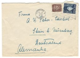 21589 - Pour L'Allemagne - Lettres & Documents