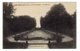 Cpa N° 2486 BECHEREL Parc De Caradeuc Le Tapis Vert - Bécherel