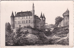 45. Pf. COURTENAY. Vue De L'Ancien Château Des Princes De Courtenay. 7 - Courtenay