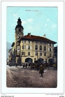 BOLZANO BOZEN MUNICIPIO RATHAUS ANIMATA - Bolzano (Bozen)