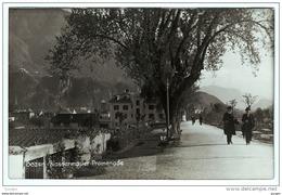 BOLZANO BOZEN Fotografica WASSERMAUER PROMENADE ANIMATA - Bolzano
