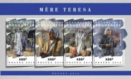 Togo 2018 Mother Teresa  S201802 - Togo (1960-...)