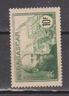 MADAGASCAR            N°  YVERT  :    225   NEUF AVEC  CHARNIERES      ( 02/39   ) - Madagaskar (1889-1960)
