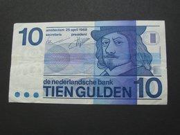 10 Tien Gulden 1968 De Nederlandsche Bank  **** EN  ACHAT IMMEDIAT  **** - [2] 1815-… : Koninkrijk Der Verenigde Nederlanden