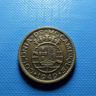Portuguese Moçambique 20 Centavos 1949 - Portugal