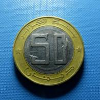 Algeria 50 Dinars 1992 - Algeria