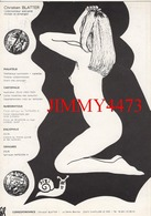 CPM - La Dame Blanche - Illust. Jean Claude Sizier Et Christian Blatter - N° 112 - Coll. De SIZI L'ESCARGOT - Pin-Ups