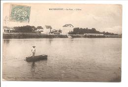78 Maurecourt. Le Port - L'Oise - Maurecourt
