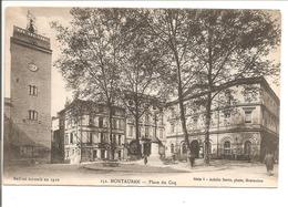 82 Montauban. Place Du Coq - Montauban