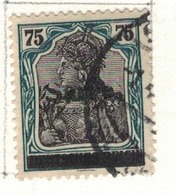 SARRE             N°     YVERT    15         OBLITERE       ( Ob  5/25 ) - 1920-35 Société Des Nations