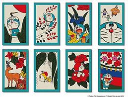 "Hanafuda "" Doraemon "" - Zonder Classificatie"