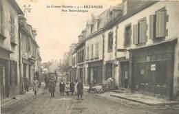 23 , AUZANCES , Rue St Jacques , * 426 40 - Auzances