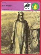 Les Druides. Druide. Gaule. Eglise. Religion. Forêt Des Carnutes. Justice. - Histoire