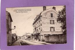 70 LUXEUIL LES BAINS Rue De Faucogney Carte Pas Courante - Luxeuil Les Bains