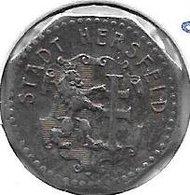 *notgeld Hersteld 1  Pfenng 1918 Fe  6323.6 / F211.5 - Altri