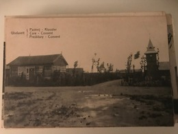 Gheluvelt Geluveld Zonnebeke Pastorij Klooster Cure Couvent - Zonnebeke