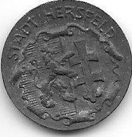 *notgeld Hersteld 5  Pfenng 1919 Zn  6323.10 / F211.10 - Autres