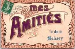 70 MELISEY - Carte Souvenir, Mes Amitiés - France