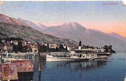 Locarno-Muralto -  Piroscafo Francia - TI Tessin