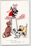 52763905 - Sign. Number, K. Kind Humor - Honden