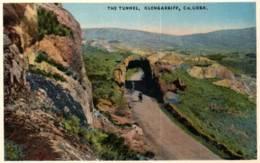 CPA - CORK - THE TUNNEL - GLENGARRIFF ... - Cork