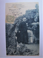FRANCE - ILLE ET VILAINE - ROTHENEUF - L'Ermite De Haute Folie - 1906 - Rotheneuf