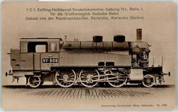 52795315 - 1 C 1 Zwilling-Heissdampf-Tenderlokomotive - Trains