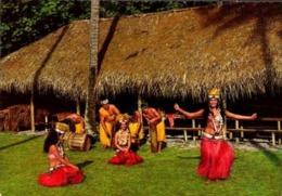 Polynésie Française Il Est Difficile Aux Tahitiens De Vivre Sans Musique Et Sans Danse - Polinesia Francese