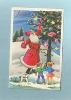 Père Noel  Enfants Découpis - Autres