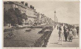 1931 Folkestone - The Leas Looking East - 9 - Folkestone