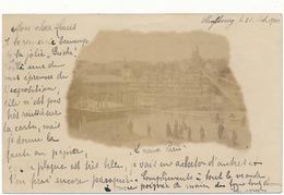 PARIS - Exposition De 1900 - Carte Photo, Le Vieux Paris - Expositions