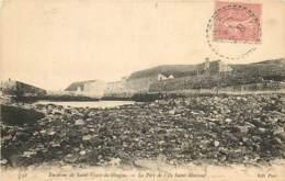 50 , Le Port L'ile St Marcouf , * 427 42 - Francia