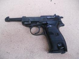 P38 à Blanc 8mm Pak Pour Reconstitution - Sammlerwaffen