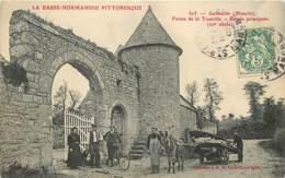 50 ,  GATTEVILLE , Ferme De La Tourelle ( Ane) , * 427 61 - France