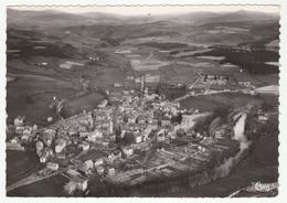 LE MALZIEU-VILLE (Lozère) - Vue Générale Aérienne, La Truyère, Chaine De La Margeride - Format CPM - - Autres Communes