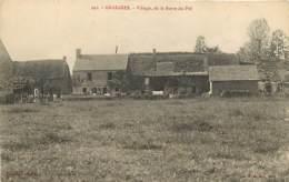 50 ,  GRAIGNES , Village De La Barre Du Pré , * 427 97 - France