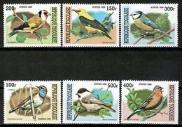 Togo 1999 / Birds MNH Vögel Aves Oiseaux / Cu14510  40-48 - Pájaros