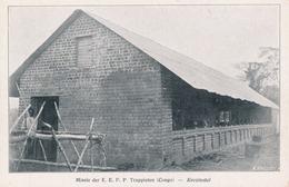 CPA - Afique - Congo - Missie Der E.E.P.P. Trappisten - Koeiënstal - Kinshasa - Leopoldville