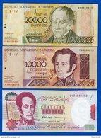 Venezuela 3  Billets - Venezuela