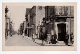 - CPA SAINT-AUBIN-SUR-MER (14) - Le Bureau De Postes (belle Animation) - - Saint Aubin