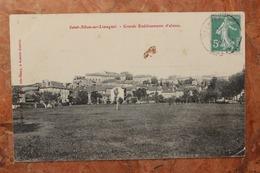 SAINT ALBAN SUR LIMAGNOL (48) - GRANDS ETABLISSEMENTS D'ALIENES - Saint Alban Sur Limagnole