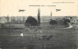 03 , DOMPIERRE-SUR-BESBRE , Avion Ane , * 428 42 - Francia