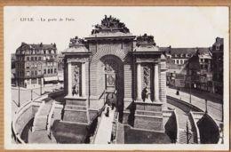 X59133 Etat Parfait -  LILLE Nord La Porte De PARIS 1910s - Lille