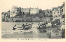 35 , ST MALO ,  PARAME ROCHEBONNE , Abordage Difficile , * 428 82 - Saint Malo