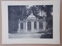 ÉMULATION  1912  UCCLE  PAVILLON LOUIS XV - Old Paper