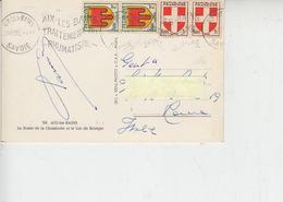 FRANCIA 1951 - Annullo Meccanico - Reumatismo - Malattie