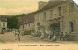 25 , MORRE , Restaurant Lemuhot , * 429 55 - Francia